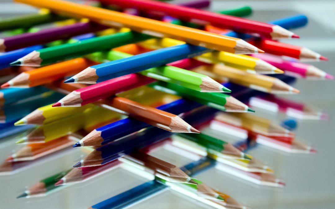 30 maart, de dag van het potlood en de wereld bipolair dag.