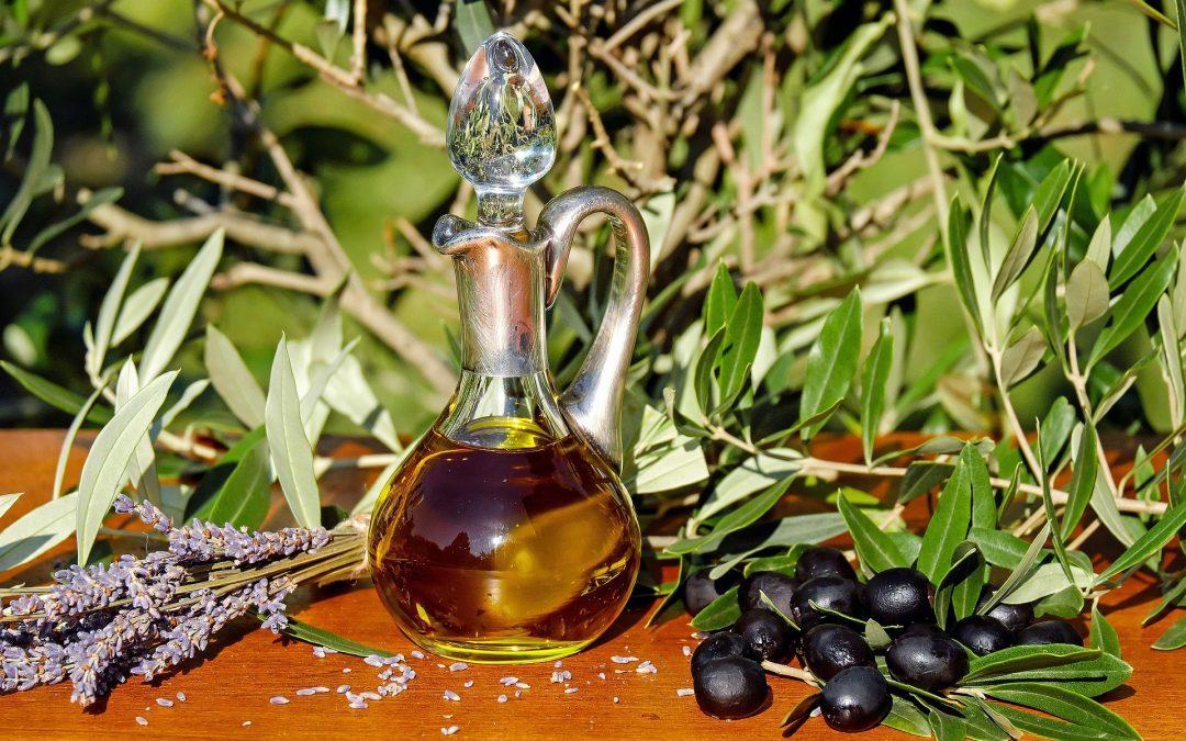 Als olijfolie gemaakt wordt van olijven.