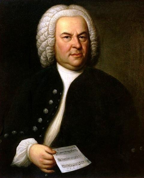 Geen dag zonder Bach.